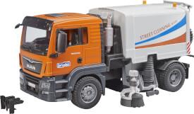 Bruder 03780 MAN TGS LKW Straßenreinigung