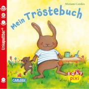 Buch ''Baby Pixi - Band 26: Mein Tröstebuch'', 16 Seiten, ab 9 Monaten
