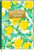 Mein 3 Minuten Tagebuch 2021 - Zitronen (All about yellow)