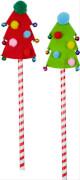 Regenbogenstift mit Topper Weihnachtsgeschenk für Kinder, sortiert nicht frei wählbar
