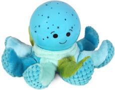 cloud b Einschlafhilfe Octo softeez, blau, Nachtlicht